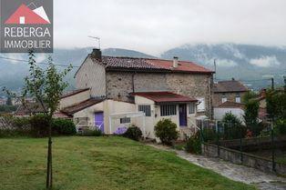 Annonce vente Maison avec garage saint-amans-valtoret