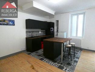 Annonce location Maison avec cuisine ouverte mazamet