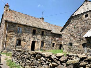 Annonce vente Maison avec grange saint-geniez-d'olt
