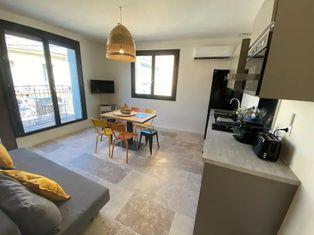 Annonce location Appartement avec cuisine ouverte marseillan