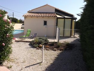 Annonce vente Maison avec terrasse marseillan