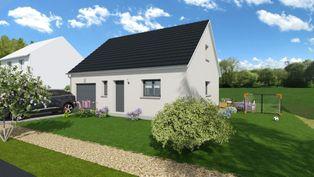 Annonce vente Maison avec garage bavans