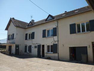 Annonce vente Maison avec garage bourg-et-comin