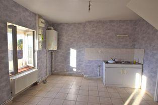 Annonce location Appartement avec cuisine ouverte Saint-Marcel