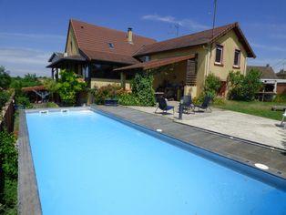Annonce vente Maison avec piscine tournus