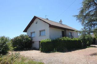 Annonce vente Maison avec cheminée saint-jean-de-losne