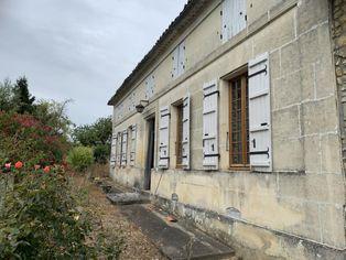Annonce vente Maison avec garage saint-sulpice-de-cognac