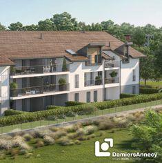 Annonce vente Appartement plein sud saint-pierre-en-faucigny