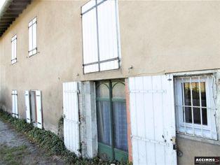 Annonce vente Maison avec garage sorèze