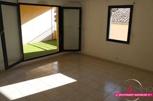 Annonce vente Appartement avec terrasse fabrègues