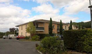 Annonce location Appartement avec parking castillon-la-bataille