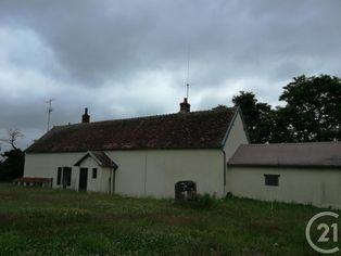 Annonce vente Maison avec garage champvert