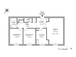 Annonce location Appartement avec cave haguenau
