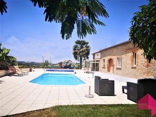 Annonce vente Maison avec piscine caraman