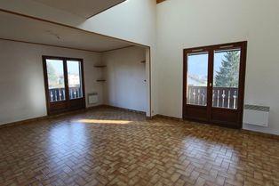 Annonce vente Appartement avec garage gilly-sur-isère