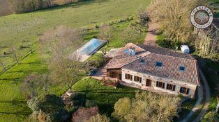Annonce vente Maison avec piscine l'isle-jourdain