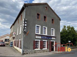 Annonce vente Immeuble saint-christophe-sur-dolaison