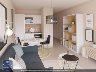 Annonce vente Appartement avec cave bourges