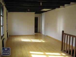Annonce location Appartement avec bureau buzançais