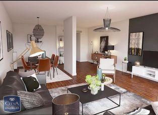 Annonce vente Appartement avec jardin chinon