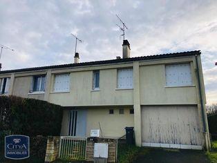 Annonce vente Maison beaumont-en-véron
