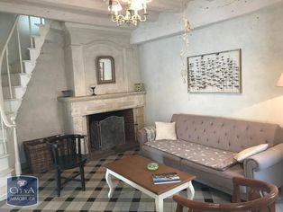 Annonce location Maison avec terrasse candes-saint-martin