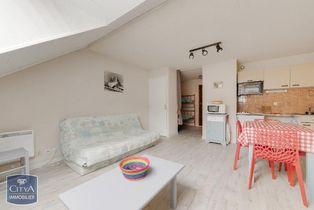 Annonce vente Appartement lumineux saint-léger-les-mélèzes
