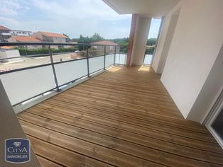 Annonce location Appartement avec terrasse mondonville