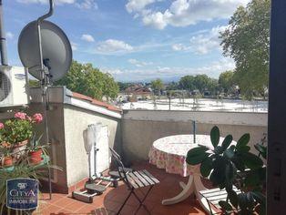 Annonce location Appartement avec terrasse pamiers