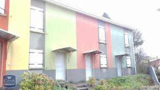 Annonce location Maison avec terrasse nailloux