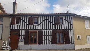 Annonce vente Maison avec cuisine équipée éclaron-braucourt-sainte-livière