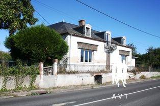 Annonce vente Maison avec grange jaligny-sur-besbre