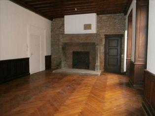 Annonce location Appartement avec cheminée toulon-sur-arroux