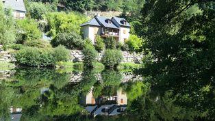 Annonce vente Maison avec garage saint-geniez-d'olt