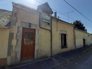 Annonce vente Maison avec terrain clos châteaudun