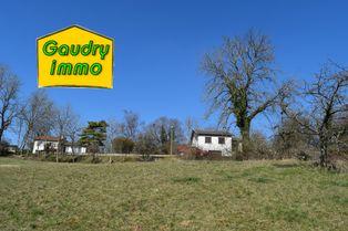 Annonce vente Terrain plein sud Vaux-sous-Aubigny