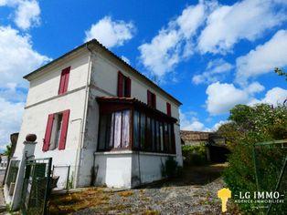 Annonce vente Maison avec garage saint-ciers-du-taillon