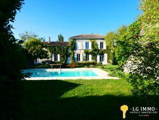 Annonce vente Maison avec garage saint-fort-sur-gironde