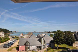 Annonce vente Appartement avec terrasse tregastel