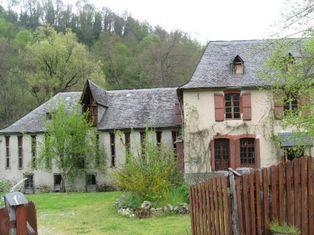 Annonce vente Maison avec buanderie castillon en couserans