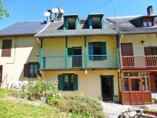 Annonce vente Maison avec jardin le port