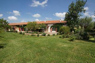 Annonce vente Maison avec terrasse le fousseret