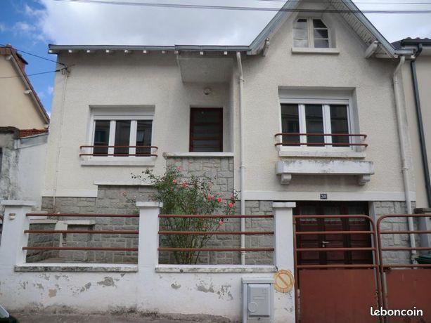 Location Maison Garage Terrasse Cave Buanderie Grenier Bon Etat Limoges Annonce A Vendre A Louer