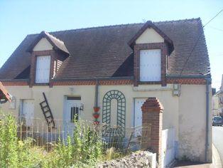Annonce vente Maison avec grange freteval