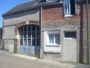 Annonce vente Maison avec garage danze