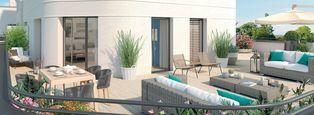 Annonce vente Appartement avec terrasse colombes