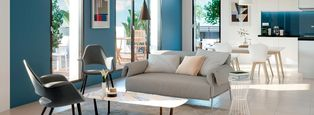 Annonce vente Appartement avec terrasse gardanne