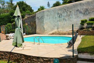 Annonce vente Maison avec piscine fleurieux sur l arbresle