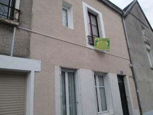 Annonce vente Maison avec garage chateauroux