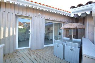 Annonce location Appartement avec garage lacanau ocean